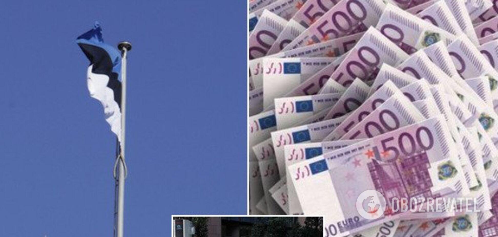 Эстония раздаст на руки жителям по 5 тысяч евро: в чем причина