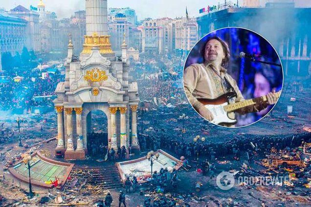 Известный певец дал грустный прогноз для Украины