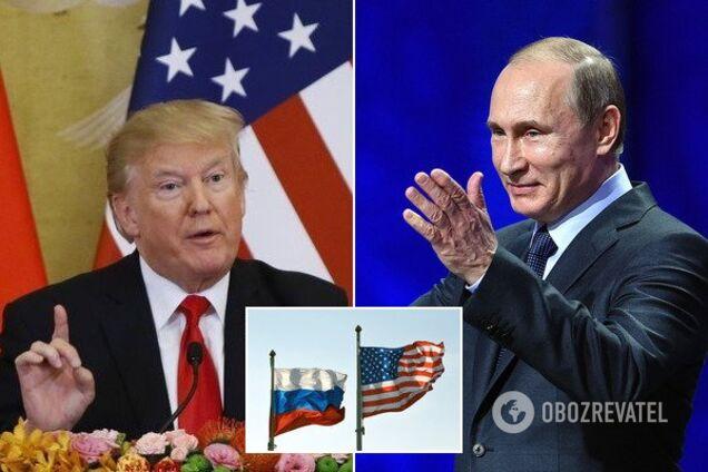 """Президент Сполучених Штатів Дональд Трамп підписав указ про введення нових санкцій проти Росії у зв'язку зі """"справою Скрипалів"""""""