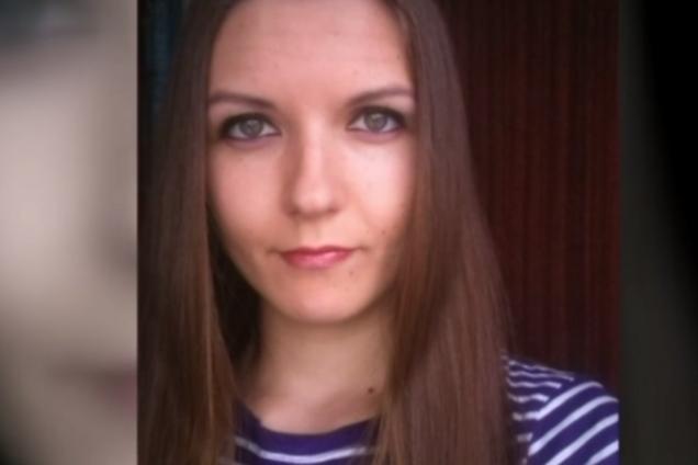 Настя Шаповалова до трагедії