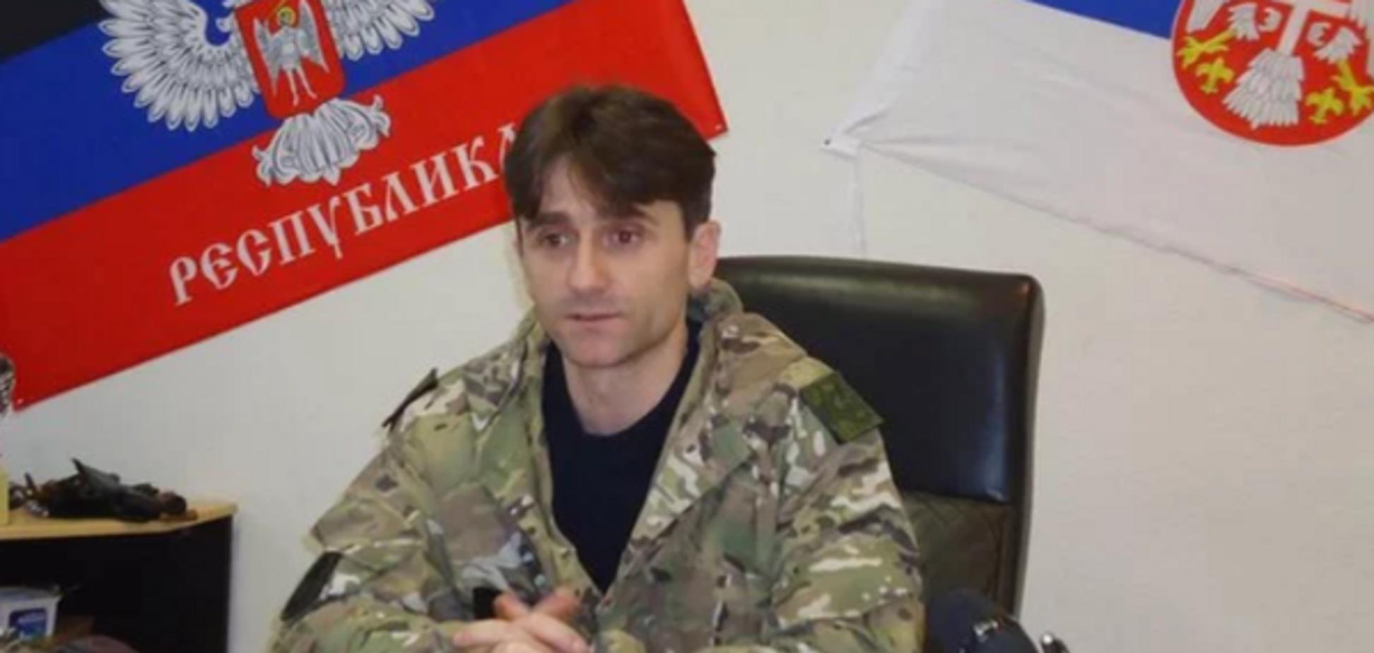 Погрожував взяти Україну за 20 днів: прокуратура взялася за відомого сербського снайпера-найманця 'ДНР'