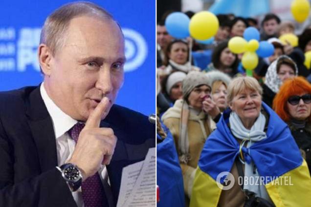 Владимир Путин принял решение по украинцам в России