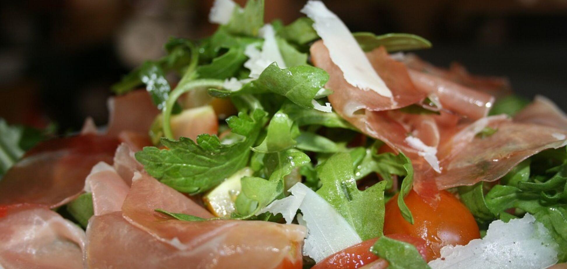 Рецепт самого вкусного итальянского салата