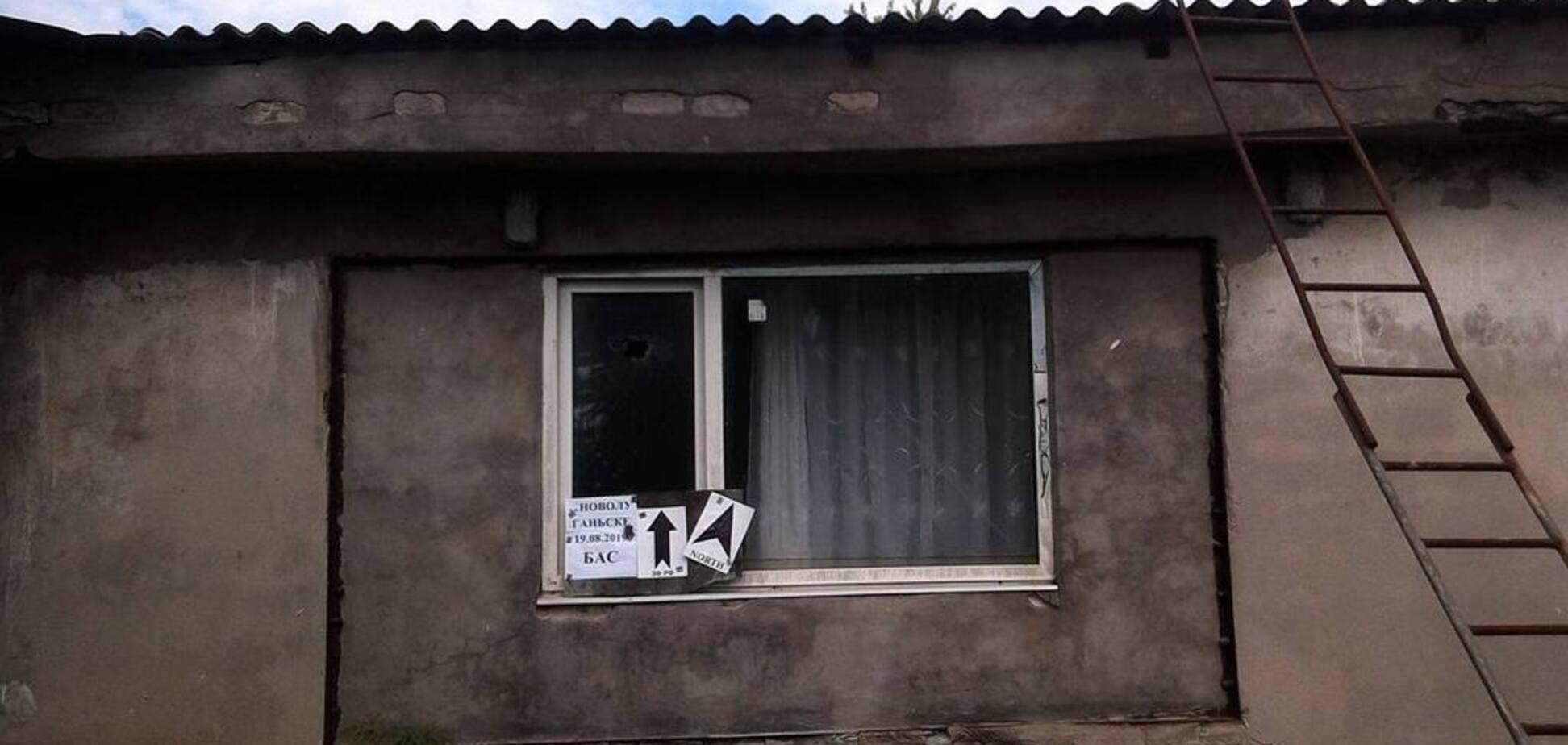 На Донбасі терористи обстріляли підприємство: фото наслідків