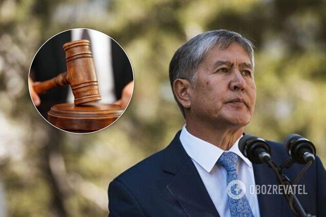 Експрезидент Киргизстану Алмазбек Атамбаєв