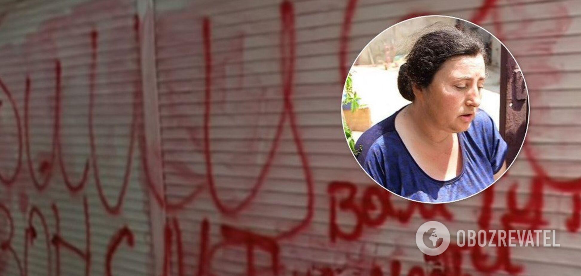 'Вбивці! Вам тут не місце!' Батьків убивці Дарини Лук'яненко зацькували у рідному селі