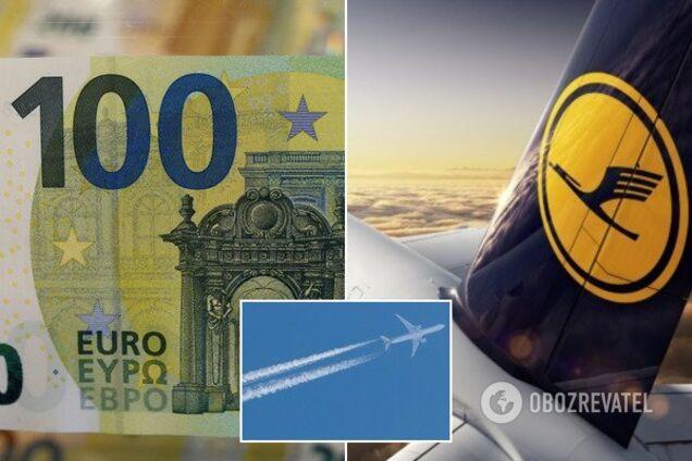 Lufthansa - за снижение углеродного следа, но платят пассажиры