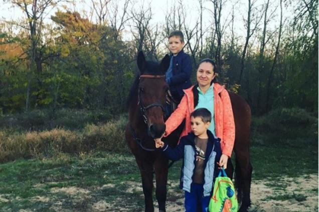 Ольга Буніна загинула з дітьми на Херсонщині
