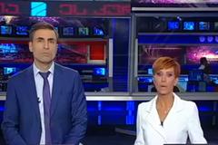 В Грузии ведущие уволились в прямом эфире