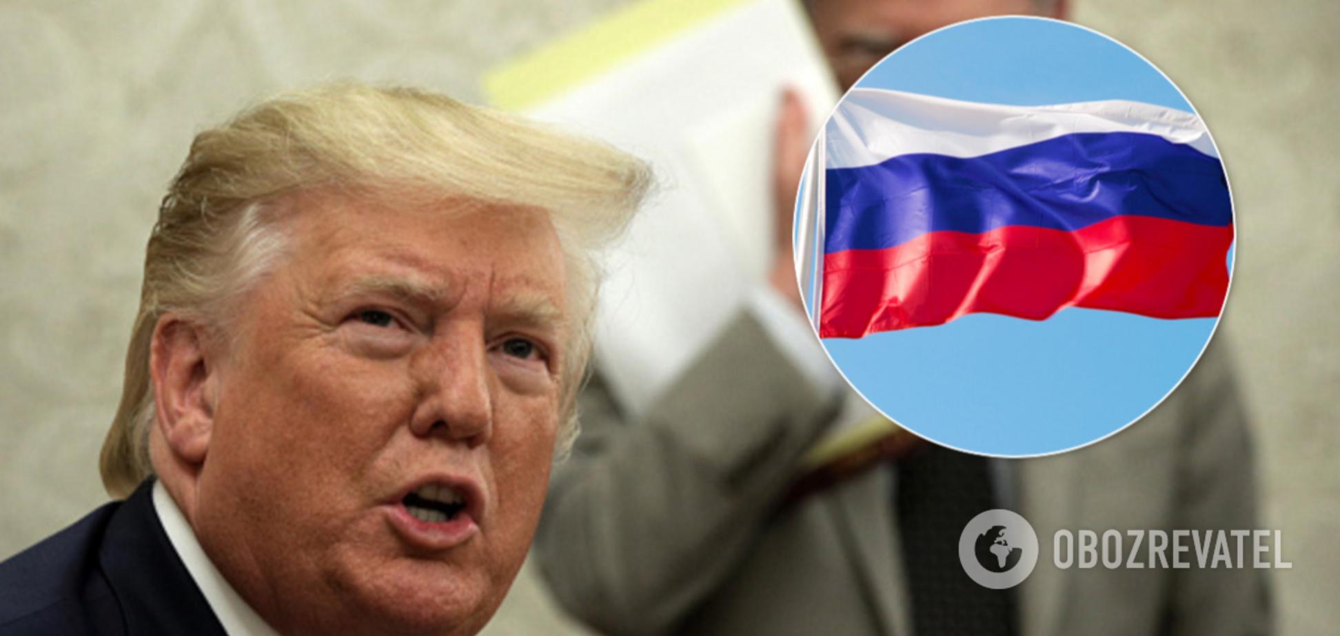 Трамп поддержал возвращение России вG8