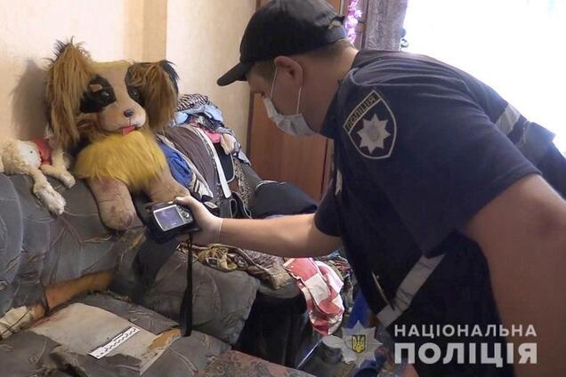 У Києві жінку забили до смерті лопатою