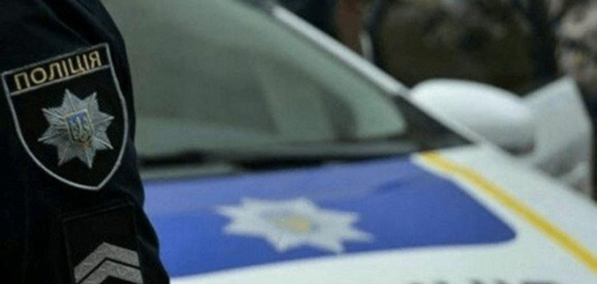 У Дніпрі водій елітного авто 'протягнув' поліцейського по дорозі: відео з місця НС