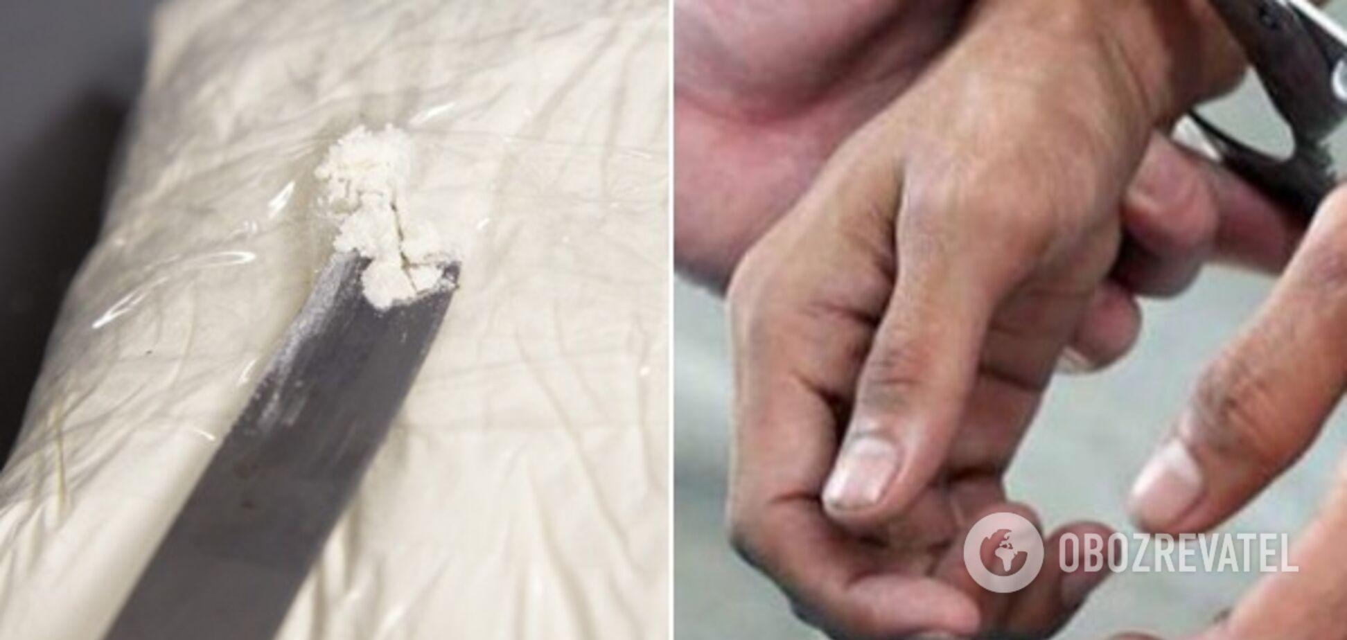 Віз наркотики на сотні тисяч: жителя Кривого Рогу спіймали на контрабанді