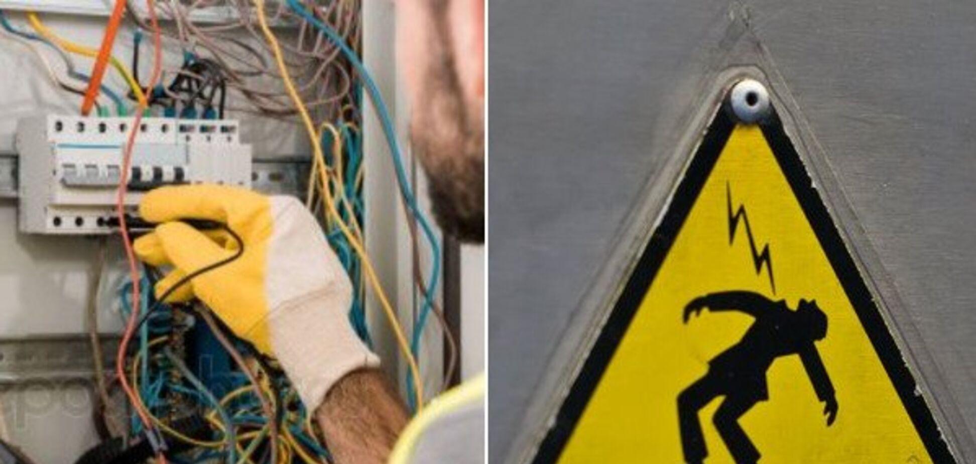 Ігнорував техніку безпеки: в Кривому Розі електрик отримав смертельний удар струмом