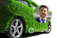 Tesla і 'зелені' закони: що особисто робить Зеленський заради екології