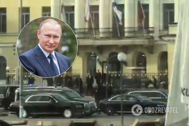 Поездка Путина в Хельсинки