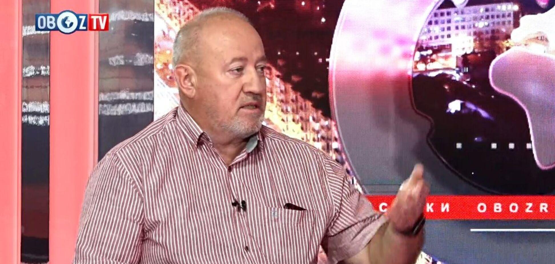 Опции ''блокирования трибуны'' в законе вообще нет: народный депутат