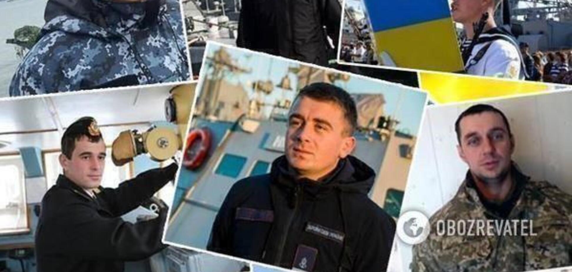 Полонених моряків залишили під арештом