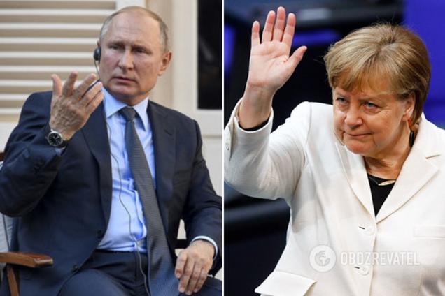 Німеччина виступила проти повернення Росії в G8