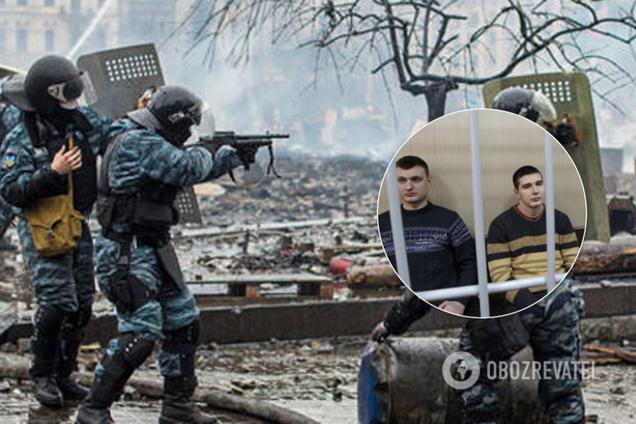 """Суд залишив під вартою """"беркутівців"""" у справі розстрілів на Майдані"""