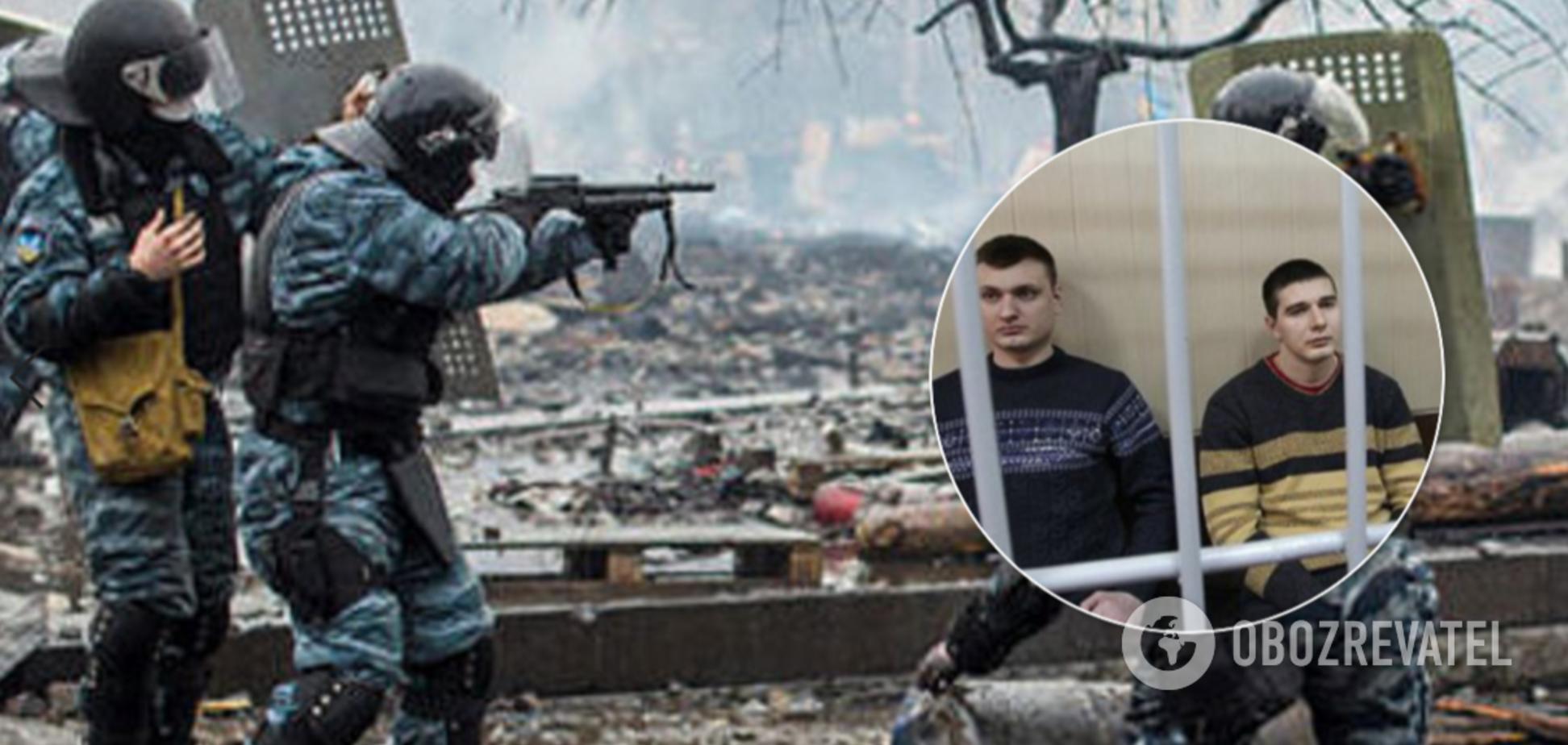 Суд залишив під вартою 'беркутівців' у справі Майдану