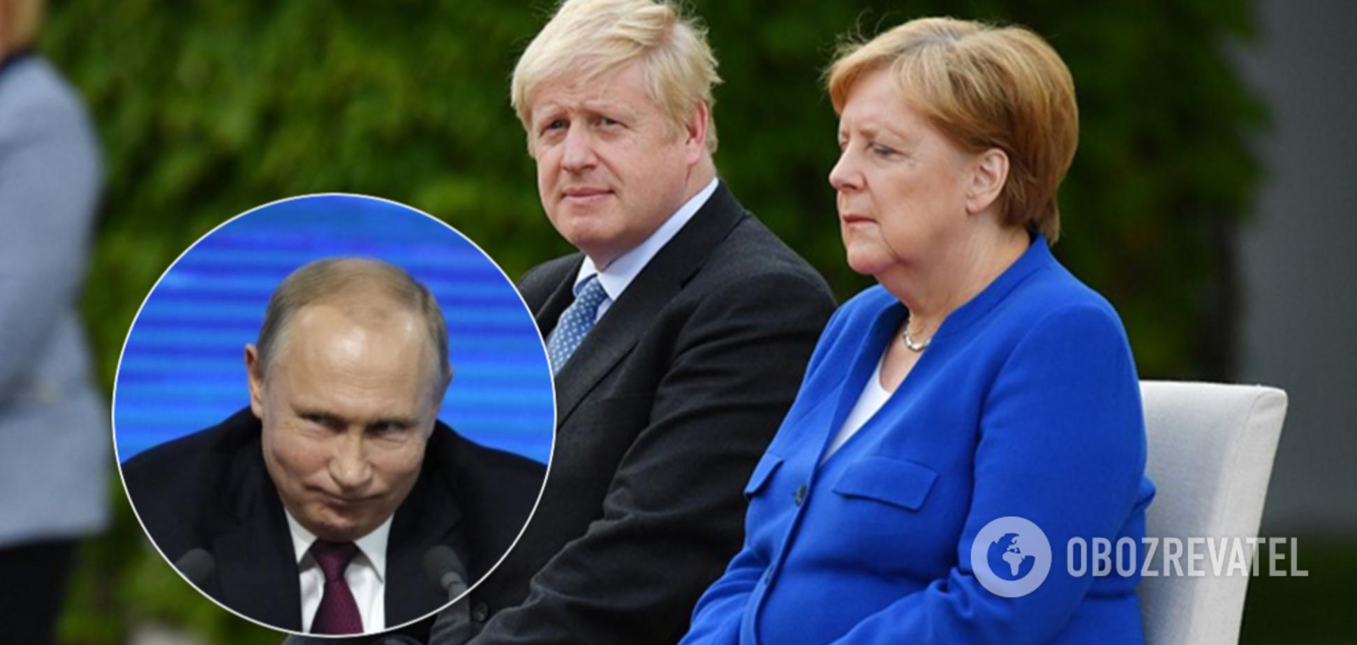 Великобританія виступила проти Росії в G8