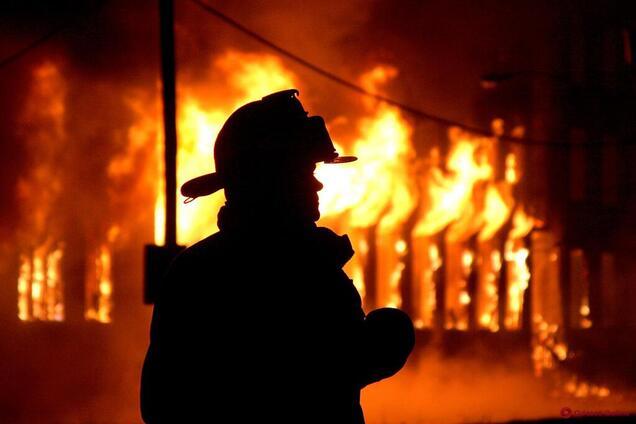 Під Дніпром під час пожежі загинула жінка