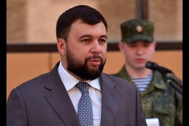 Денис Пушилін оточив себе армією охорони