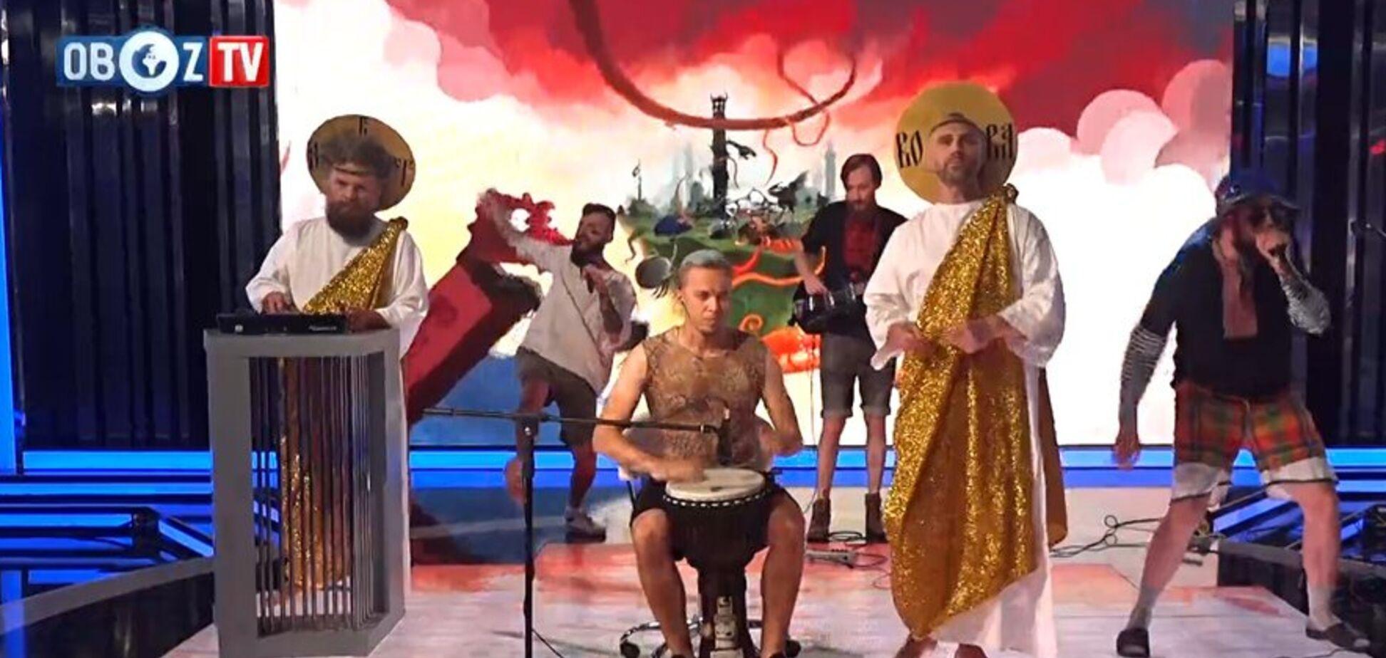 ''Универсальные солдаты''- эпатажная коллаборация музыкантов ко Дню Независимости