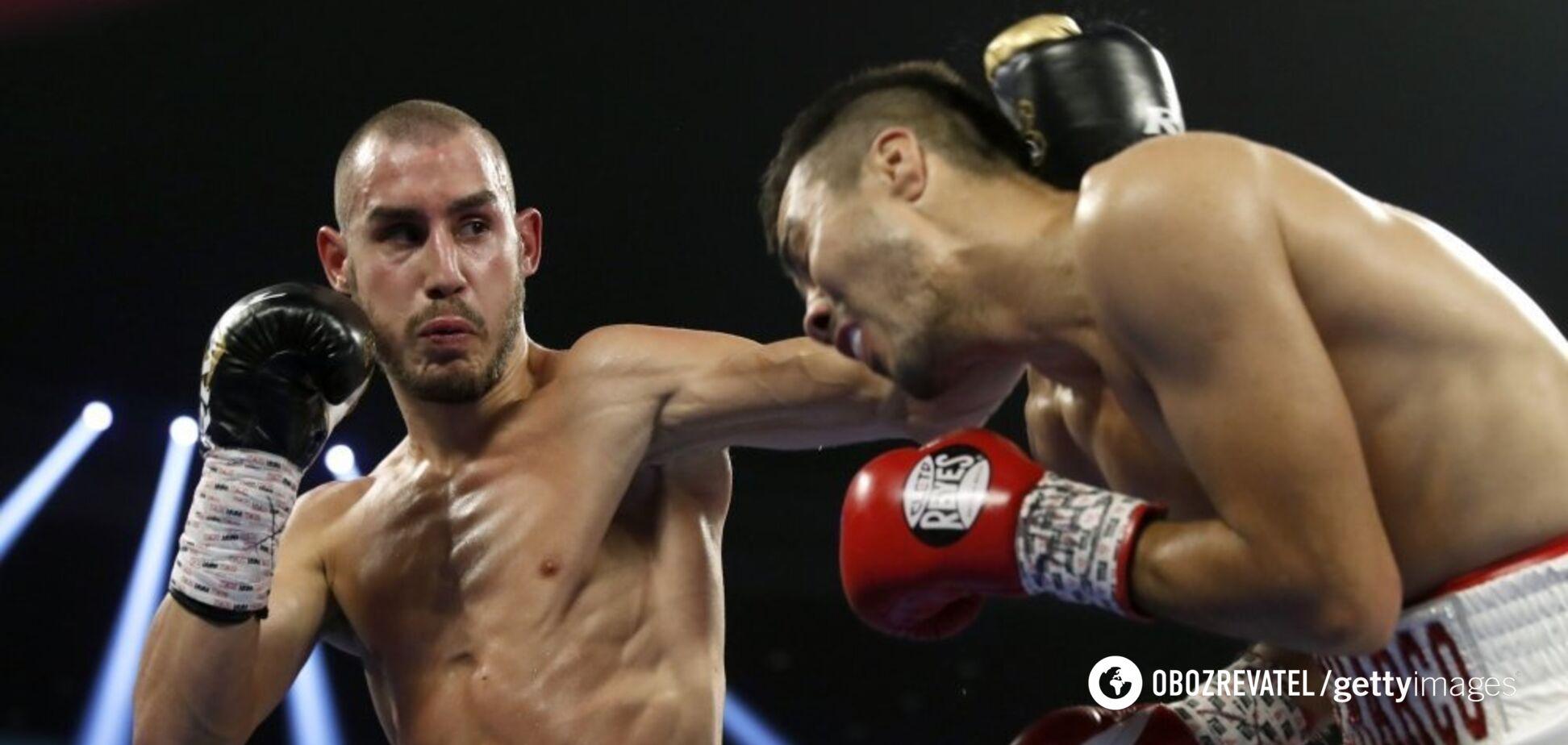 Менеджеру Усика вручили медаль померлого російського боксера
