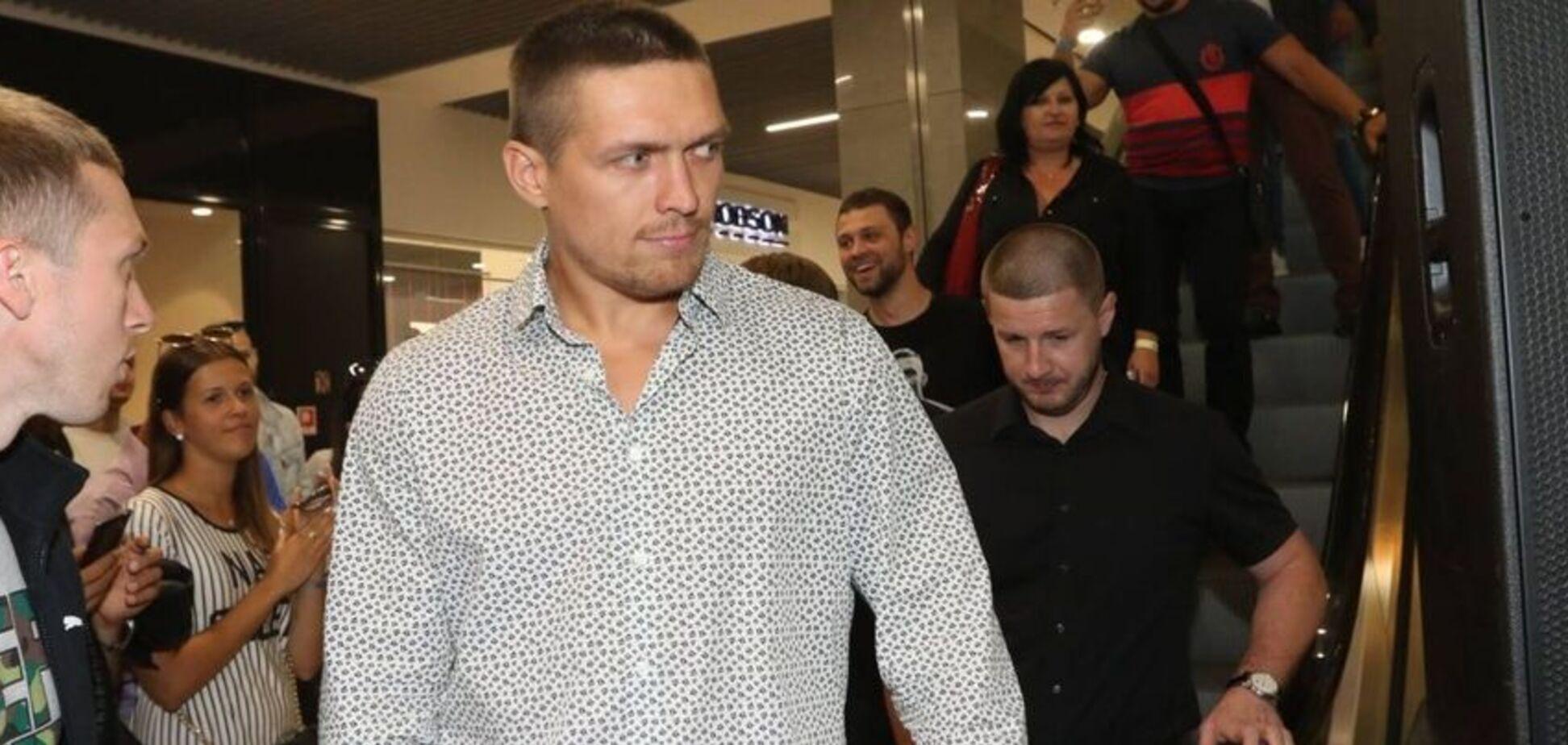 'Не хочу сказати поганого, але...' У Усика загнобили російського боксера