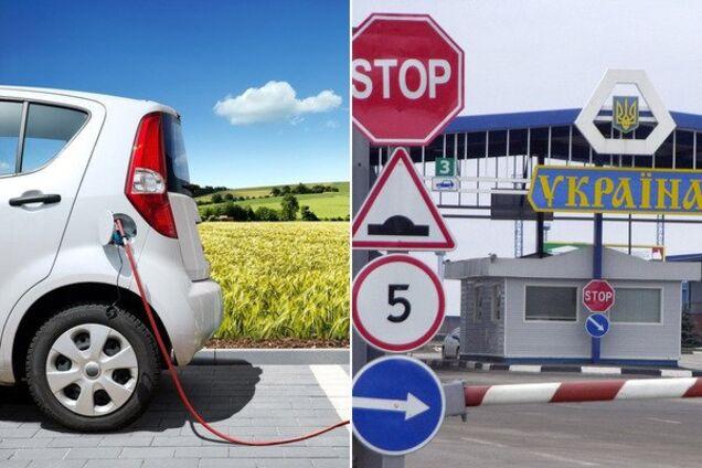 Сколько стоит ввезти электромобиль в Украину: что придется доплатить