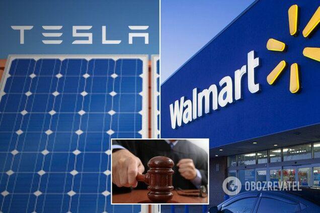 Walmart требует от Tesla компенсации ущерба за пожары