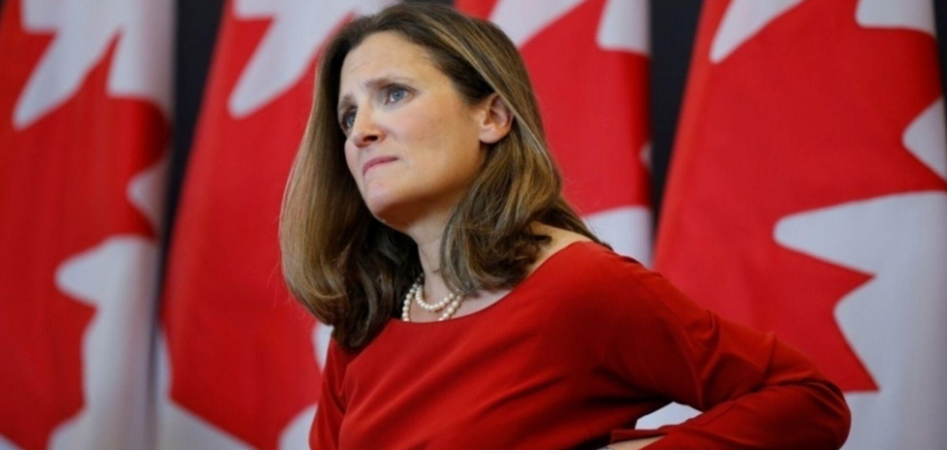 Только без Крыма! Канада озвучила свою позицию касательно России в G8