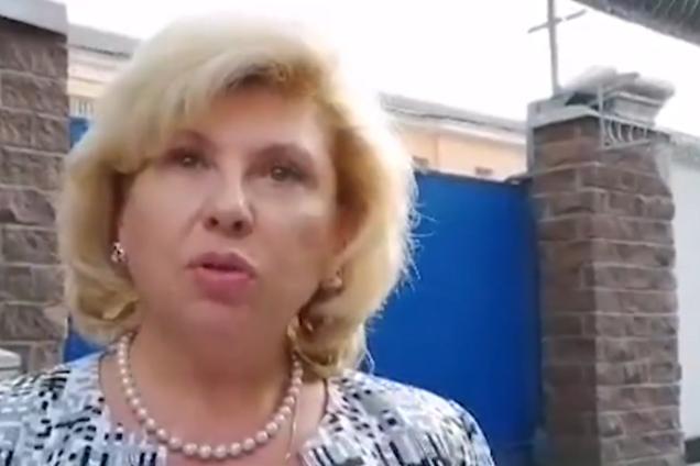Обмен пленными с РФ: представитель Кремля приехала в Киев и сделала заявление