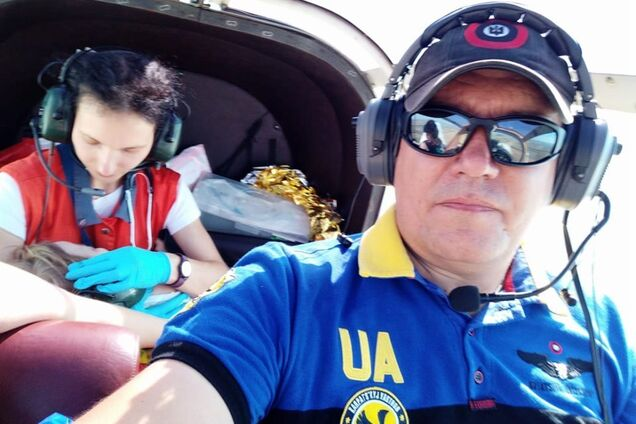 Українців зворушила історія порятунку дитини на Харківщині