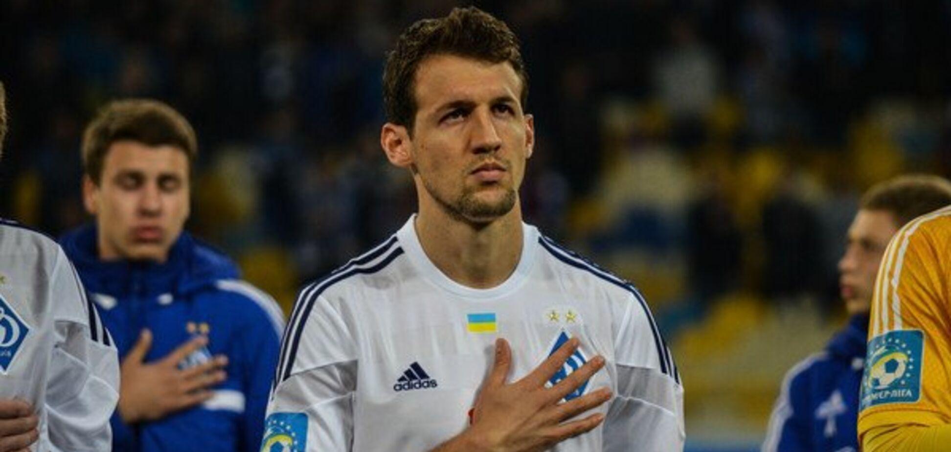 'Слава Україні!' Екслегіонер 'Динамо' відзначився яскравим перфомансом у мережі