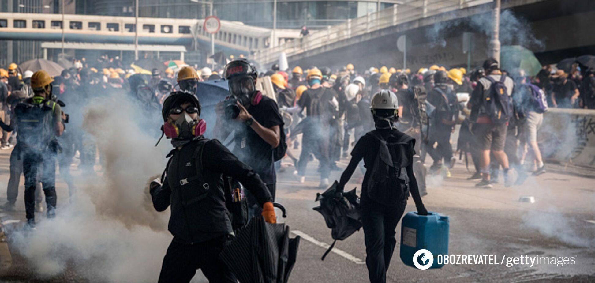 'Майдан' в Гонконзі спалахнув з новою силою: вражаючі фото і відео