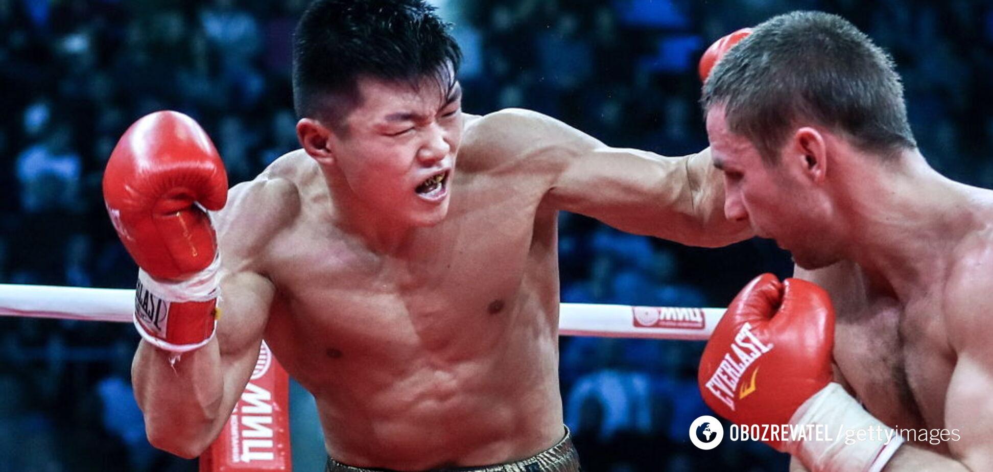 Непереможний український боксер в ефектному бою розгромив росіянина