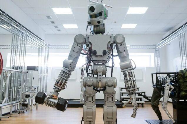 """Робот """"Федір"""""""