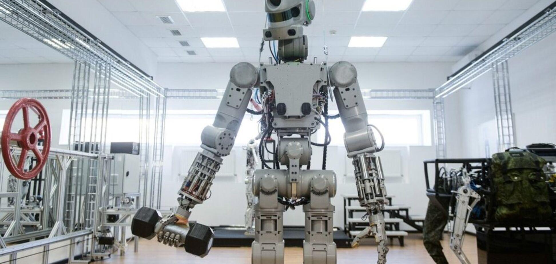 Робот 'Федір' застряг у космосі: з Росією сталося нове фіаско