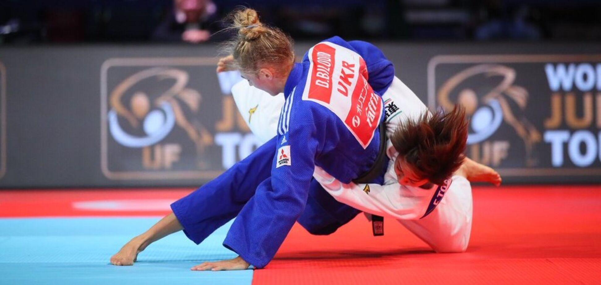 Украинка Белодед с историческим рекордом выиграла чемпионат мира по дзюдо