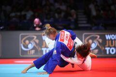 Українка Білодід з історичним рекордом виграла чемпіонат світу з дзюдо