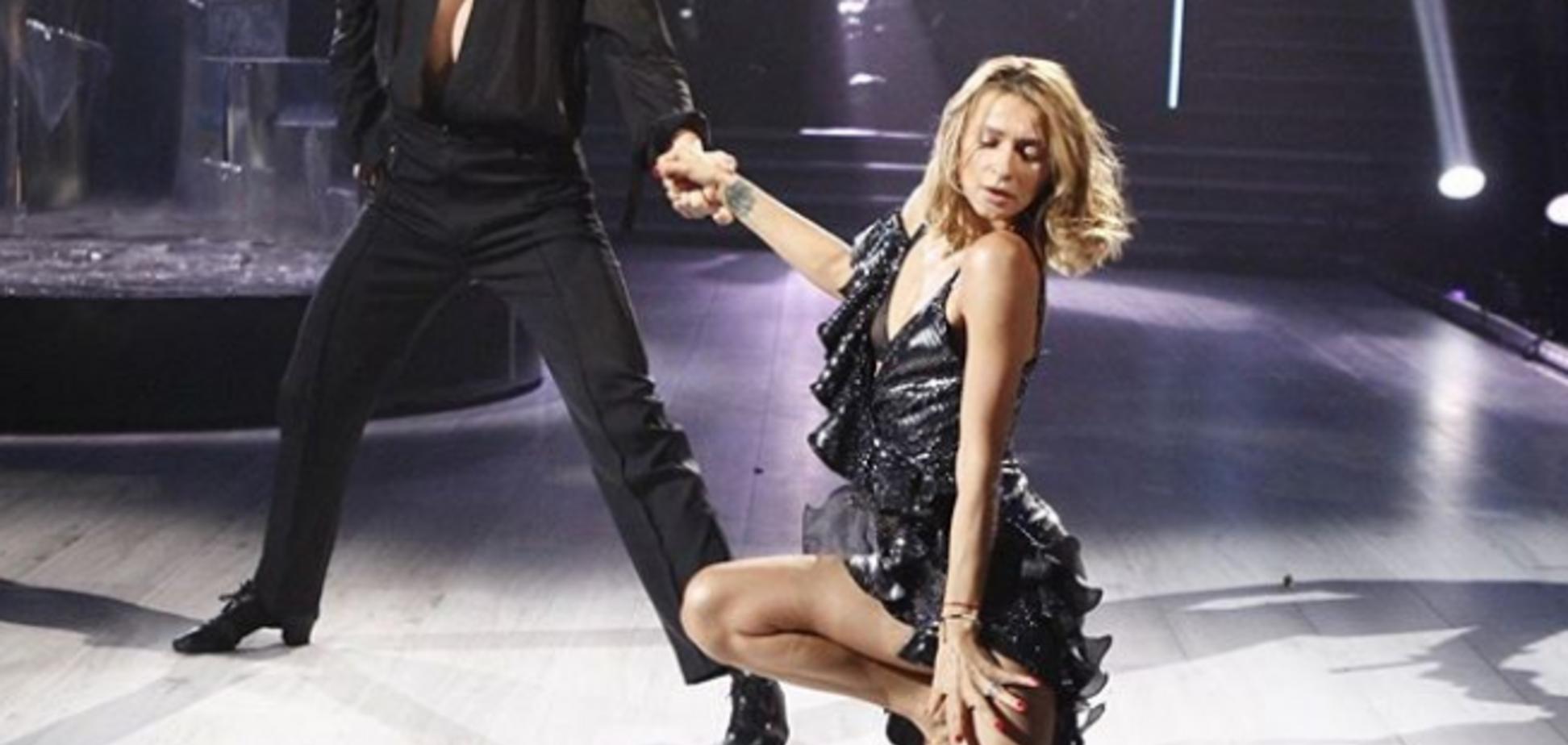 'Жаль. Ужас': в сети разгромили первое выступление известной певицы на 'Танці с зірками'