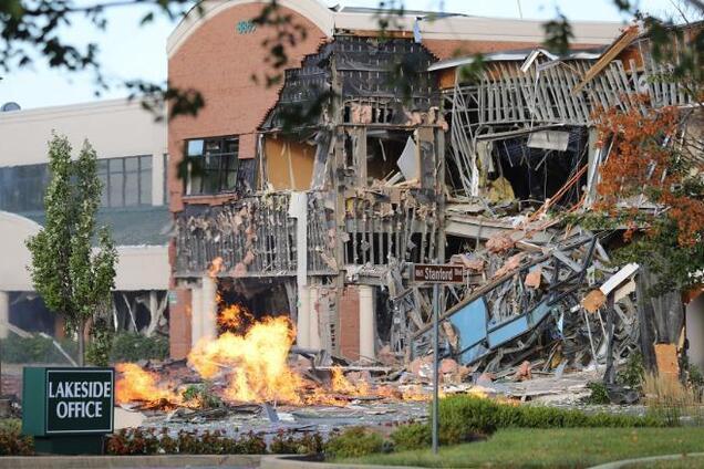 В США взорвался торговый центр: подробности страшного ЧП
