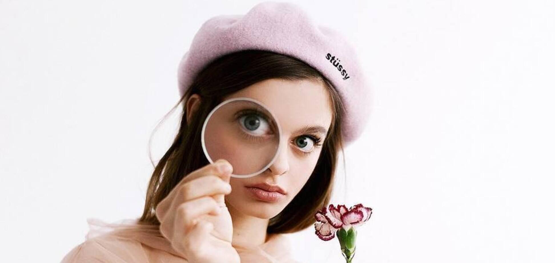 Как выглядит украинка с самыми большими глазами в мире: фото красавицы