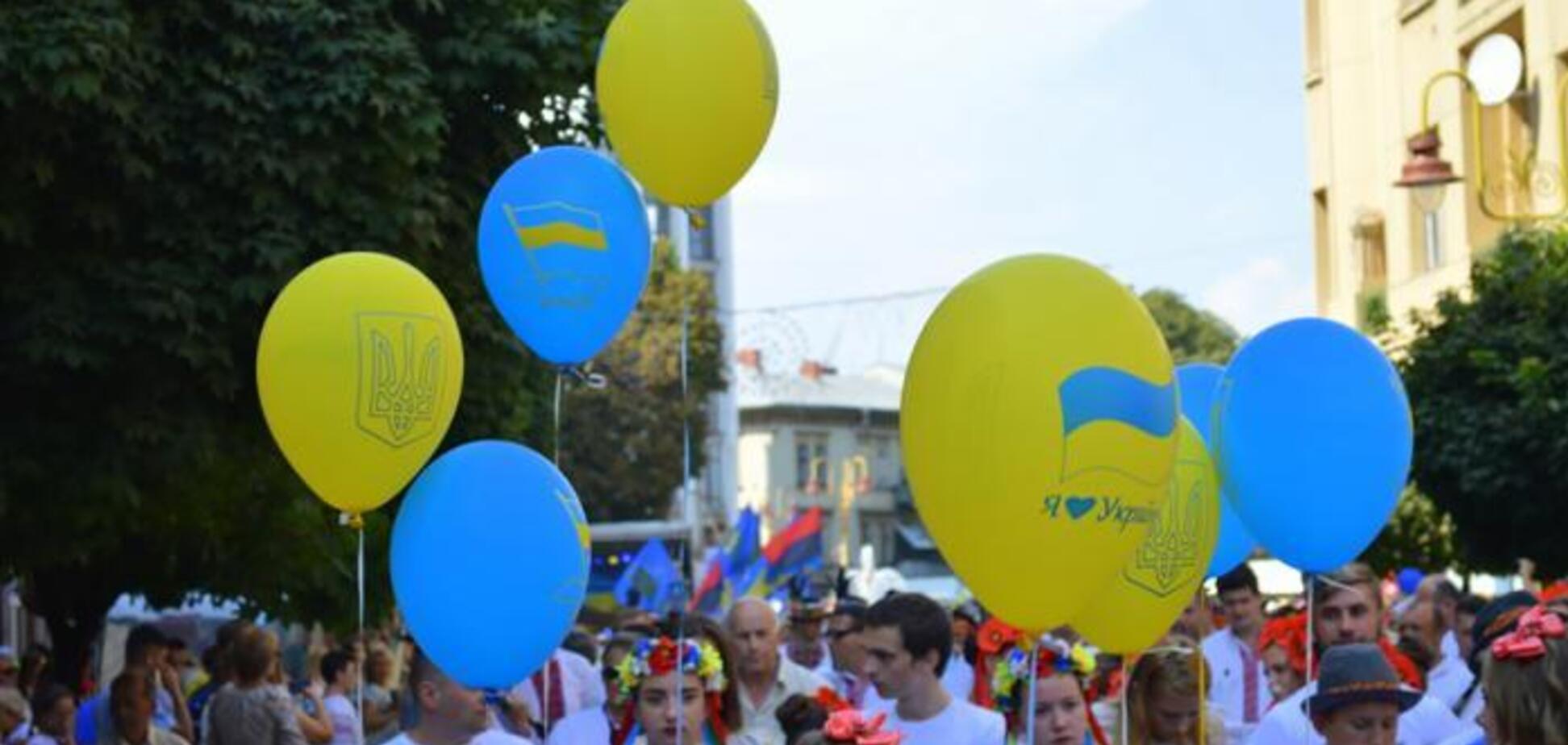 На Шествие Достоинства в Киев свозили бюджетников: опубликован документ