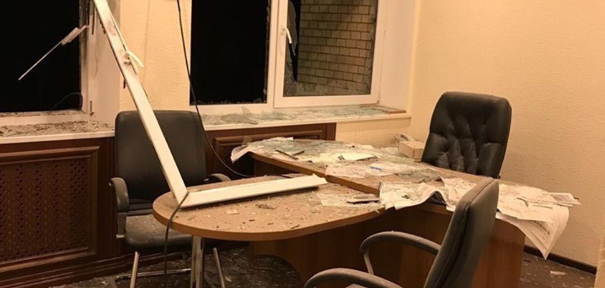''Шантаж не пройде'': стало відомо, кого в Києві обстріляли з гранатомета