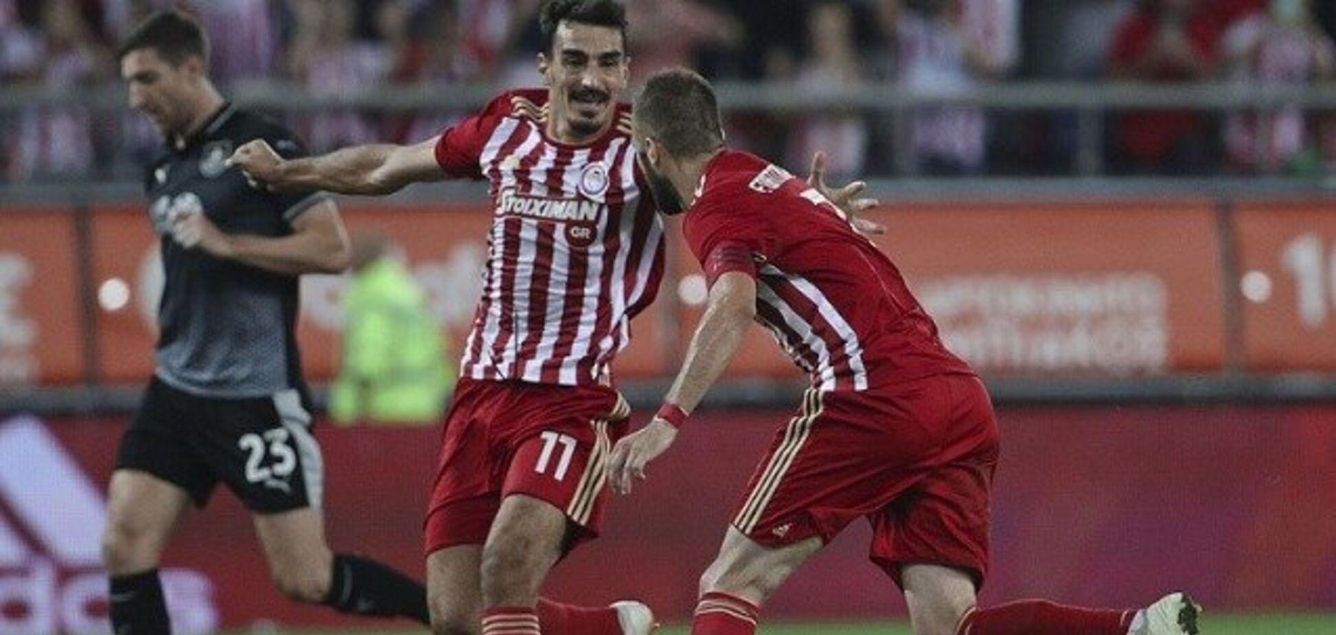 Краснодар – Олімпіакос: прогноз на плей-офф Ліги чемпіонів