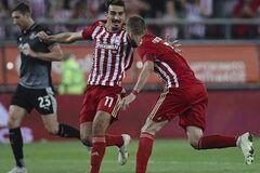 Краснодар – Олимпиакос: прогноз на плей-офф Лиги чемпионов